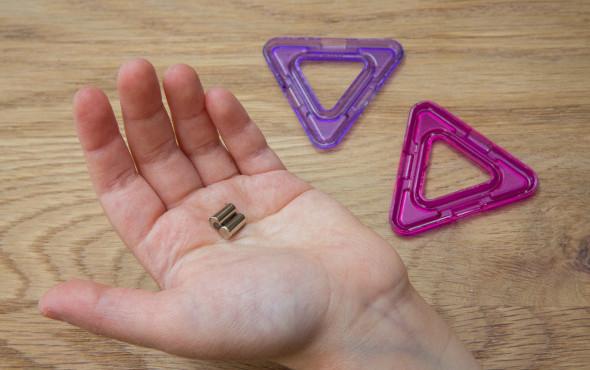 CAPT magnets